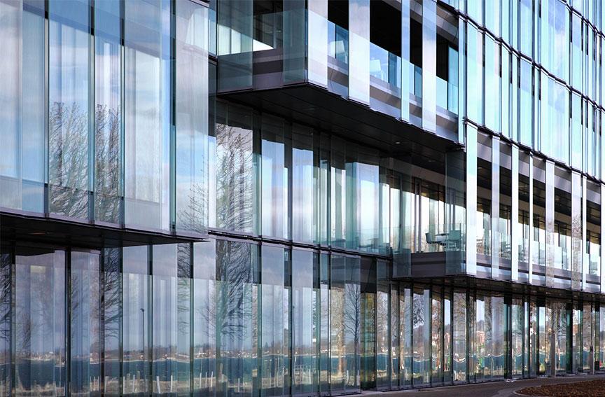 Das glas haus am bodensee - Wachter wachter architekten ...