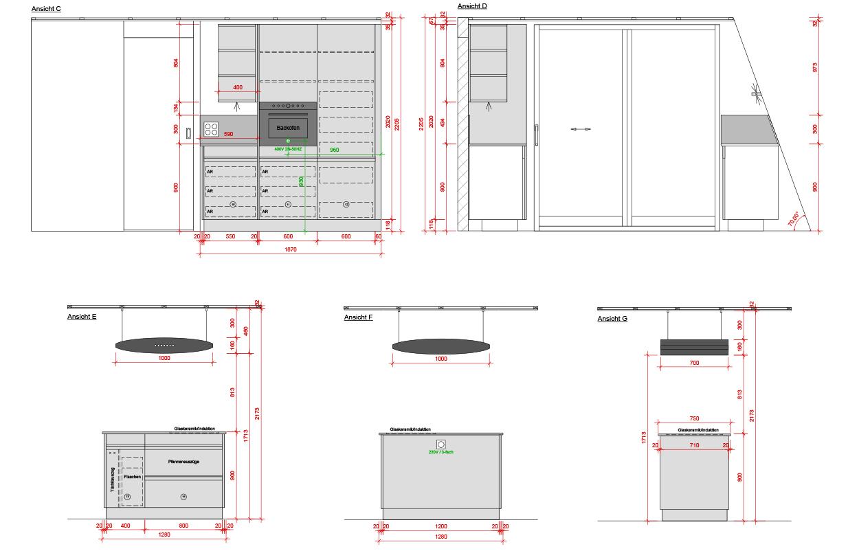 Großartig Google Sketchup Küche Vorlage Herunterladen Ideen - Küchen ...