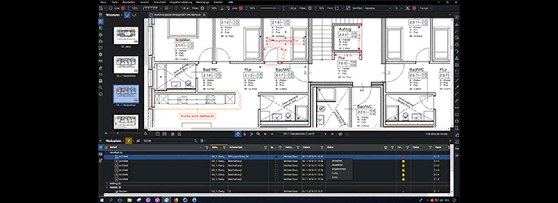 Integration mit Vectorworks