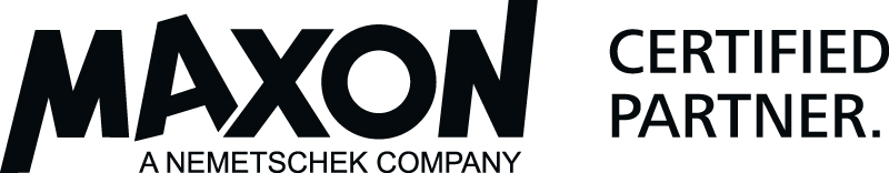 Maxon Certified Partner