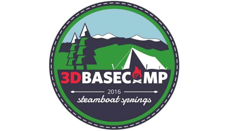 3D-Basecamp 2016 in Steamboat Springs