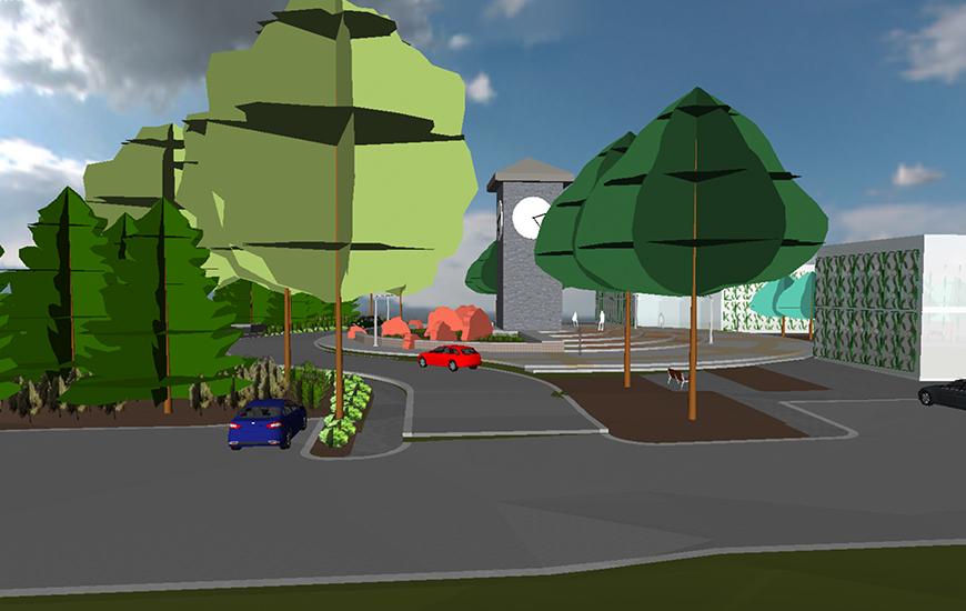 Webview und virtual reality funktionen von vectorworks for Innenarchitektur computerprogramm