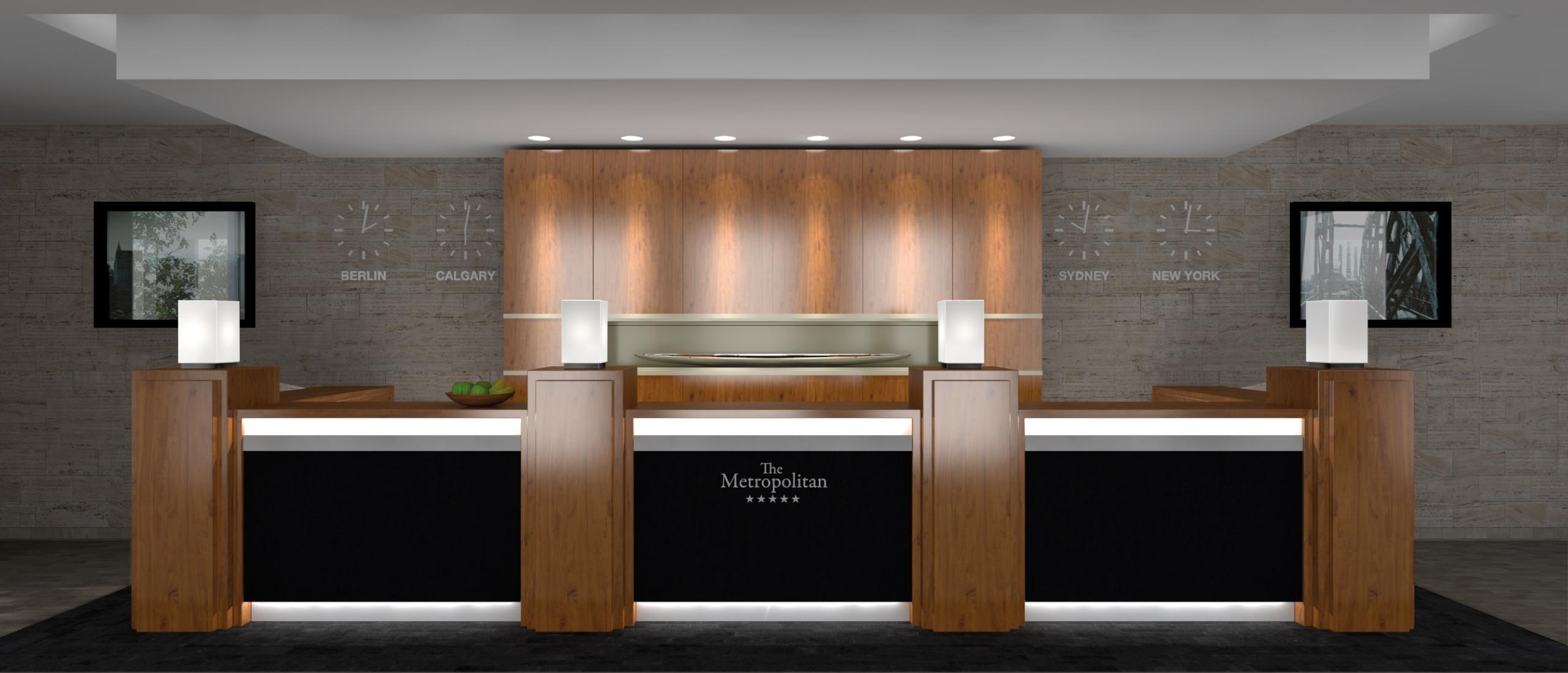 CAD für Schreiner, Innenaus- & Ladenbau - Vectorworks interiorcad