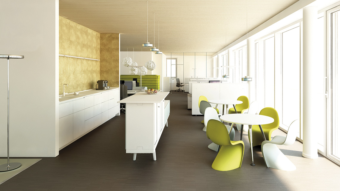 Der Möbelmanager von Vitra - Innenarchitektur