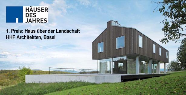 Das Beste Einfamilienhaus 2013 Steht In Der Schweiz